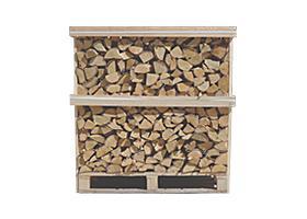 1.0 m³ Holzkisten
