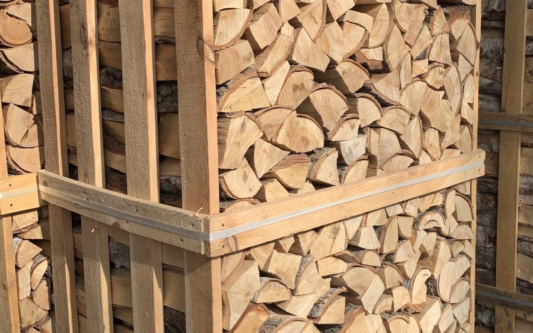 2.0 m³ wooden box